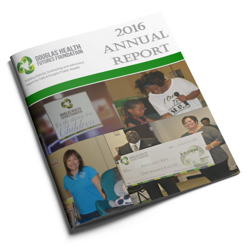 DHFF 2016 Annual Report